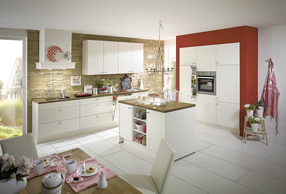 Keuken Flair Magnolia