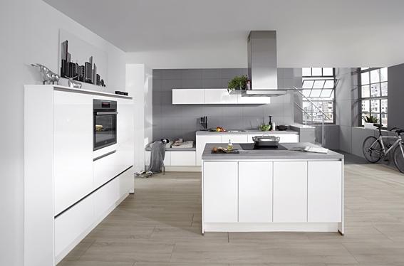 Keuken Premium Weiß