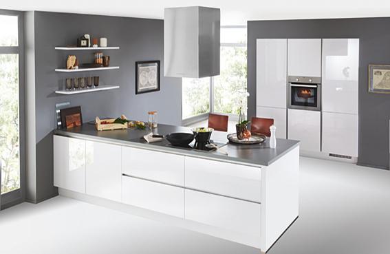 Keuken Weiß